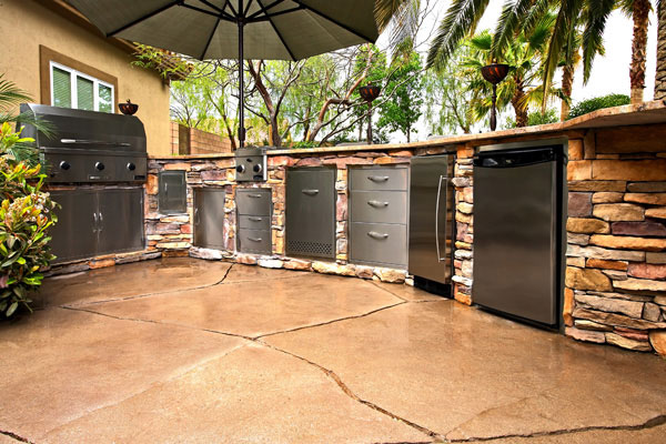 outdoor kitchens elite pavers of tampa bay. Black Bedroom Furniture Sets. Home Design Ideas